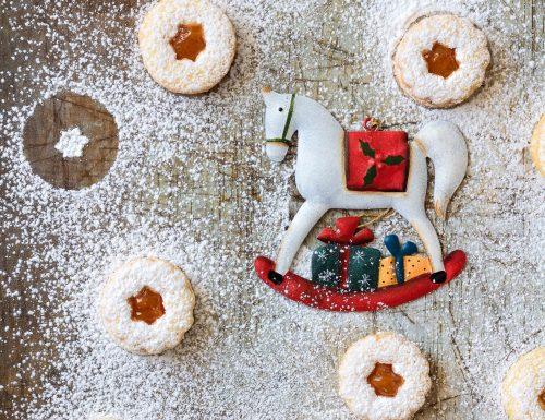 Biscotti di Natale – Spitzbuben-, ricetta tradizionale e ricetta bimby