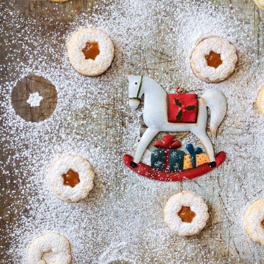Biscotti Classici Di Natale.Biscotti Di Natale Pasticciando Con Magica Nana