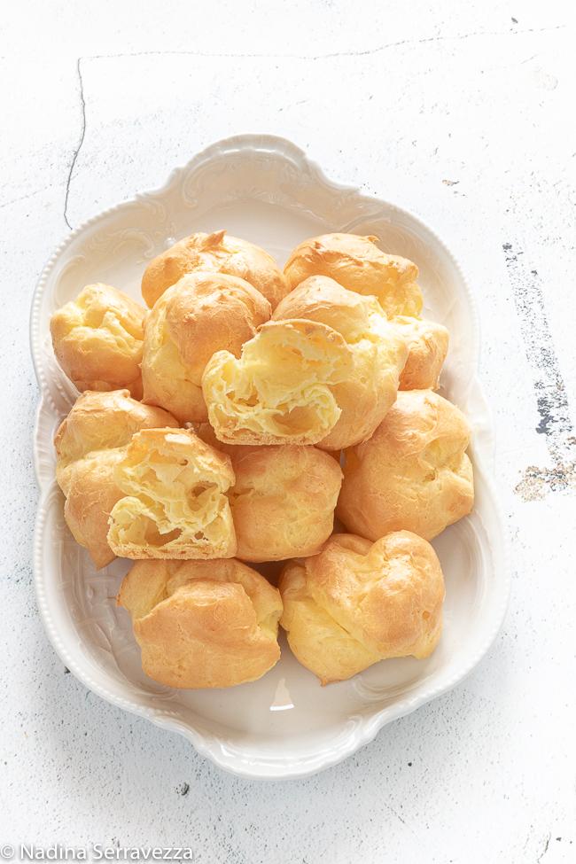 Pasta Choux