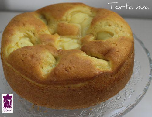 Torta Nua, ricetta Bimby e ricetta tradizionale