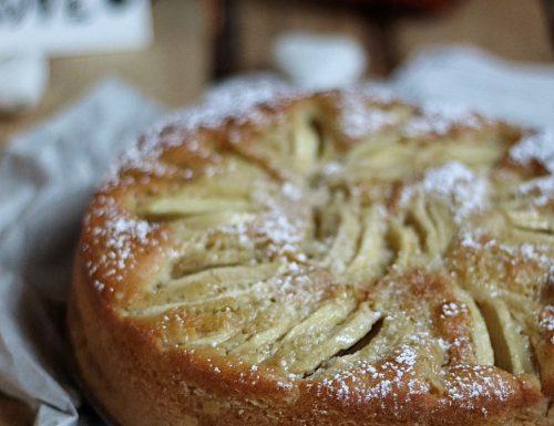 Torta di mele, ricetta tradizionale e ricetta Bimby