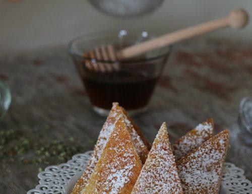 Focaccia al miele, ricetta Lucana