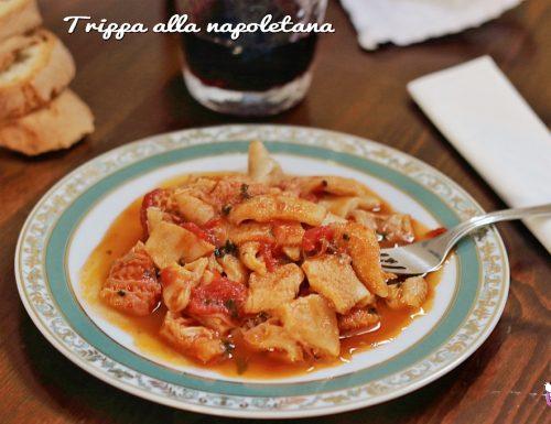 Trippa alla napoletana, ricetta di mamma Pina