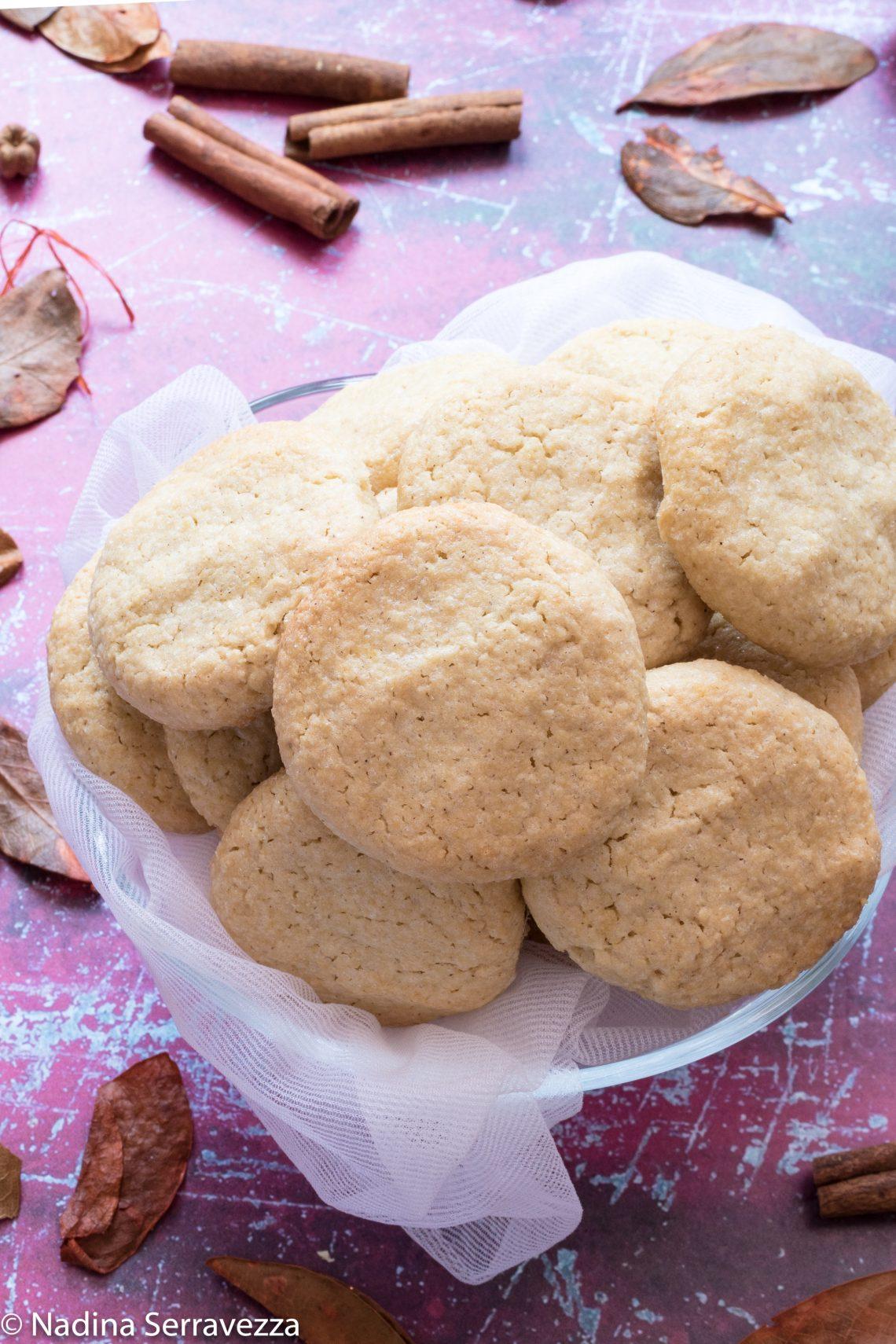 Fave dei morti biscotti