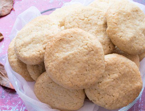 Fave dei morti biscotti, ricetta tradizionale e ricetta Bimby