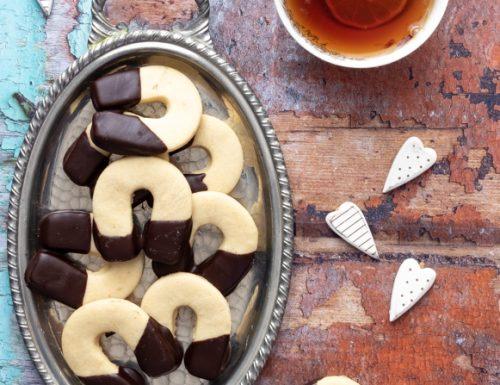 Biscotti ferri di cavallo, ricetta dolce